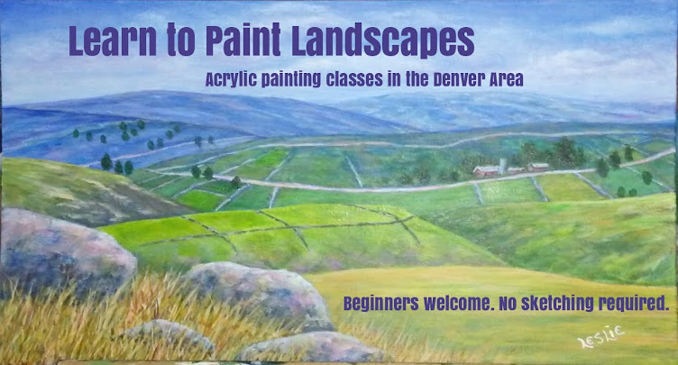 Learn To Paint Landscapes