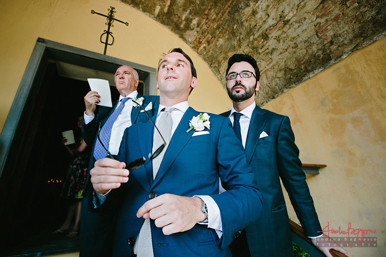 sposo matrimonio Alassio
