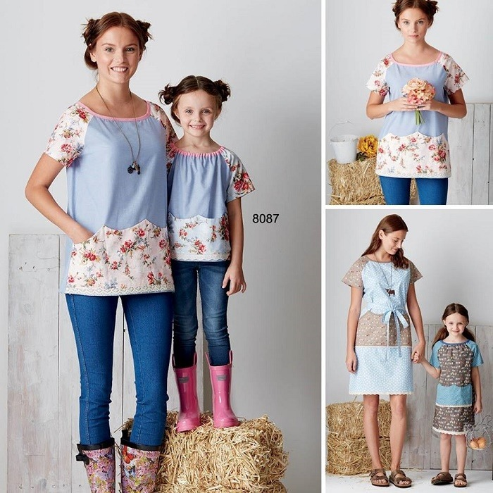 Sewing news: The pattern I designed for Simplicity: 8087