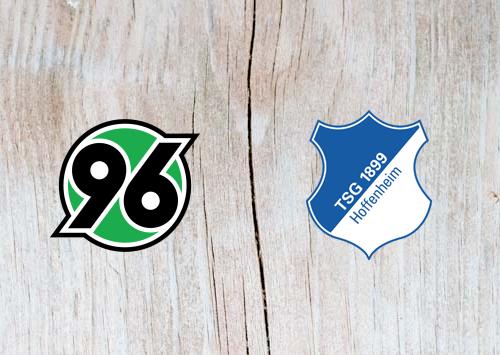 Hannover 96 vs Hoffenheim - Highlights 25 September 2018