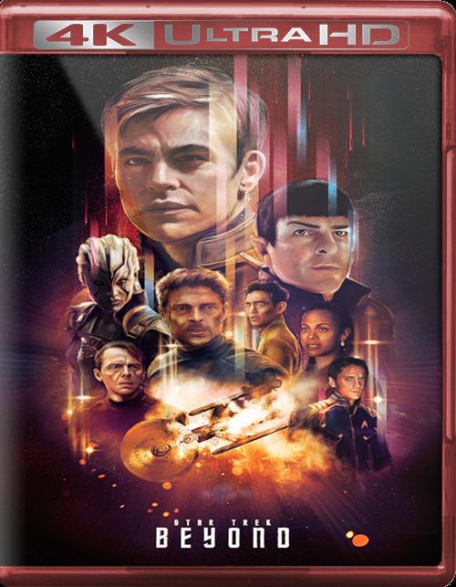 Star Trek Beyond [2016] [UHD] [2160p] [Español]
