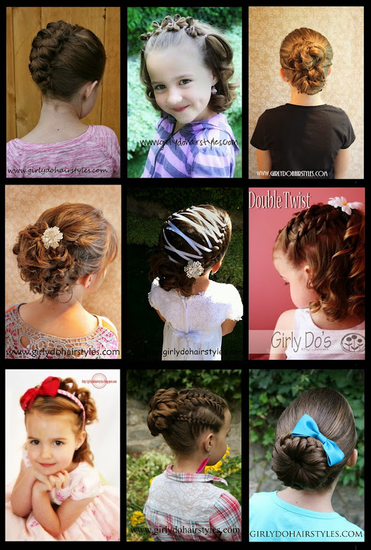 Easter Hairstyles Idea's