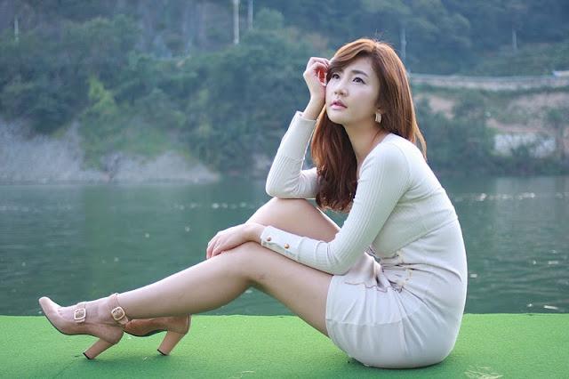 Lee Chae Eun - Sexy In Mini Dress  Korean Models Photos -7133