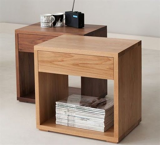 accent tables with storage