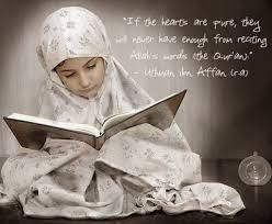 Hadapi Masalah Dengan Baca Ayat Suci Alquran