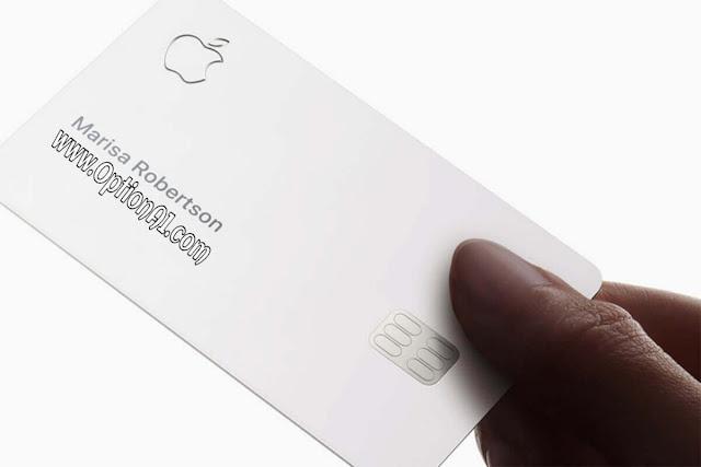 اصدار بطاقة آبل كارد Apple Card ومميزات جديده للبطاقات الائتمانيه بالتعاون مع بنك جولدن مان ساكس Golden Man Sachs
