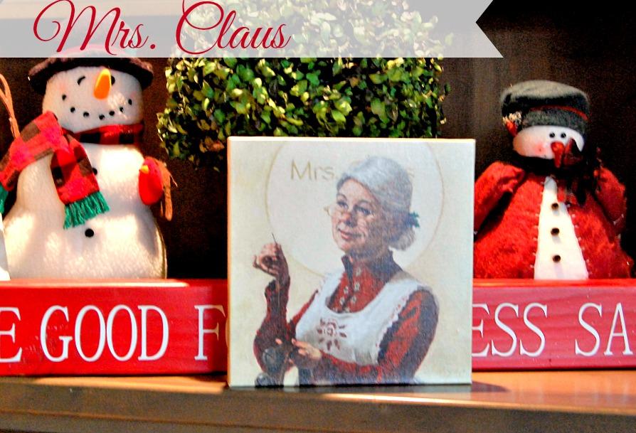 Snowmen-vignette-Mrs-Claus-decorating-athomewithjemma