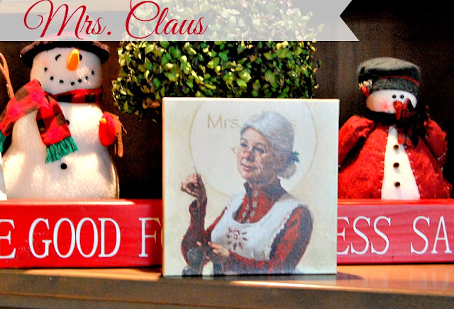 Snowmen-vignette-Mrs-Claus-decorating-athomewithjemma