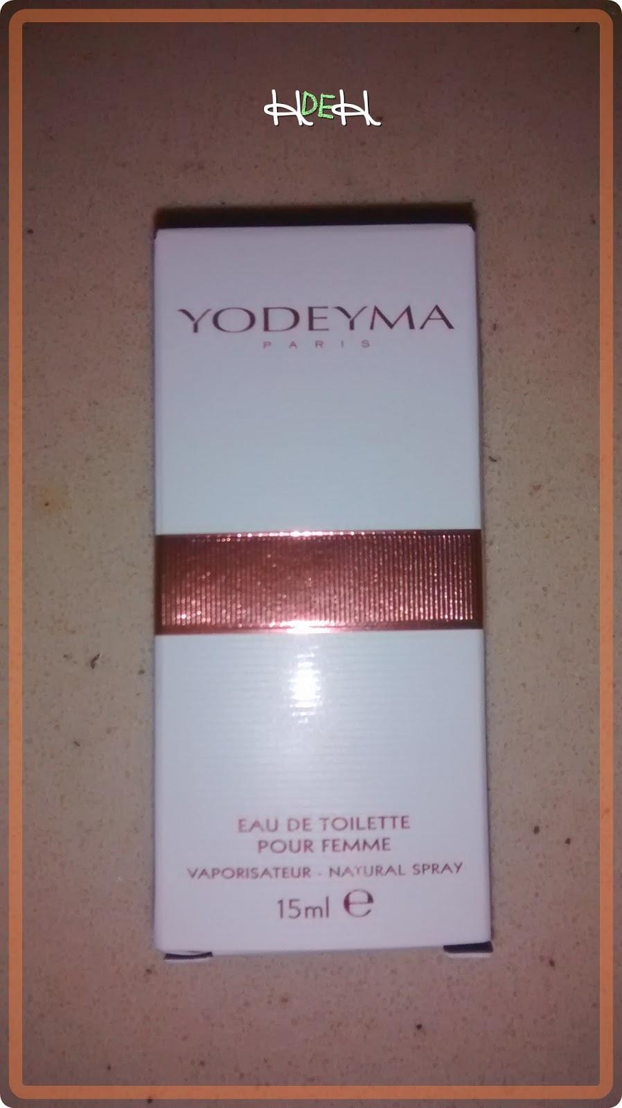 yodeyma perfume gratuito