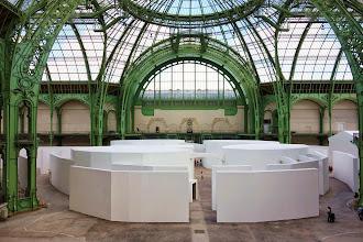 Expo : Monumenta 2014 - Ilya et Emilia Kabakov : L'Etrange Cité - Nef du Grand Palais - Paris 8