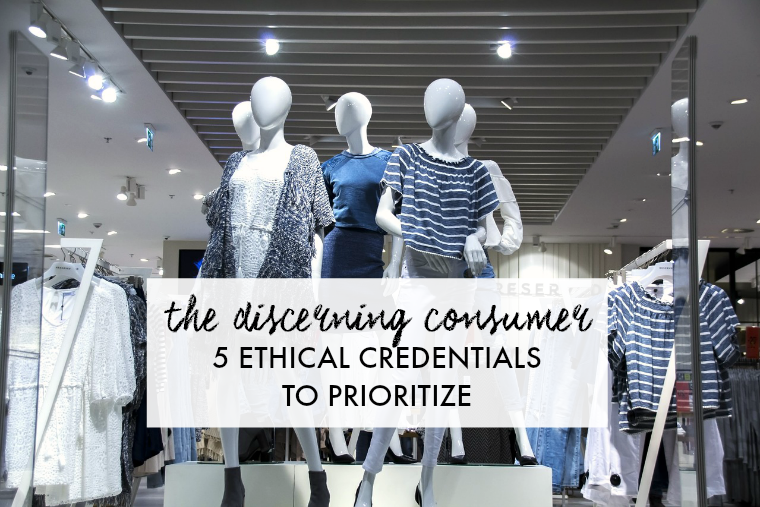 5 Ethical Credential to Prioritize for the Conscious Consumer