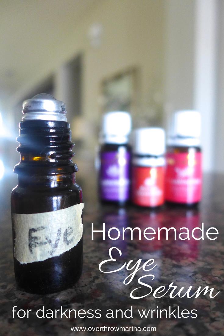 Homemade Eye Serum For Beautiful Skin