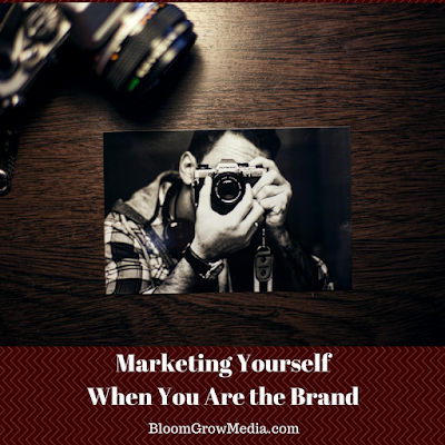 Marketing Yourself When You Are the Brand