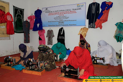 SRSP's role in Women's Economic Empowerment