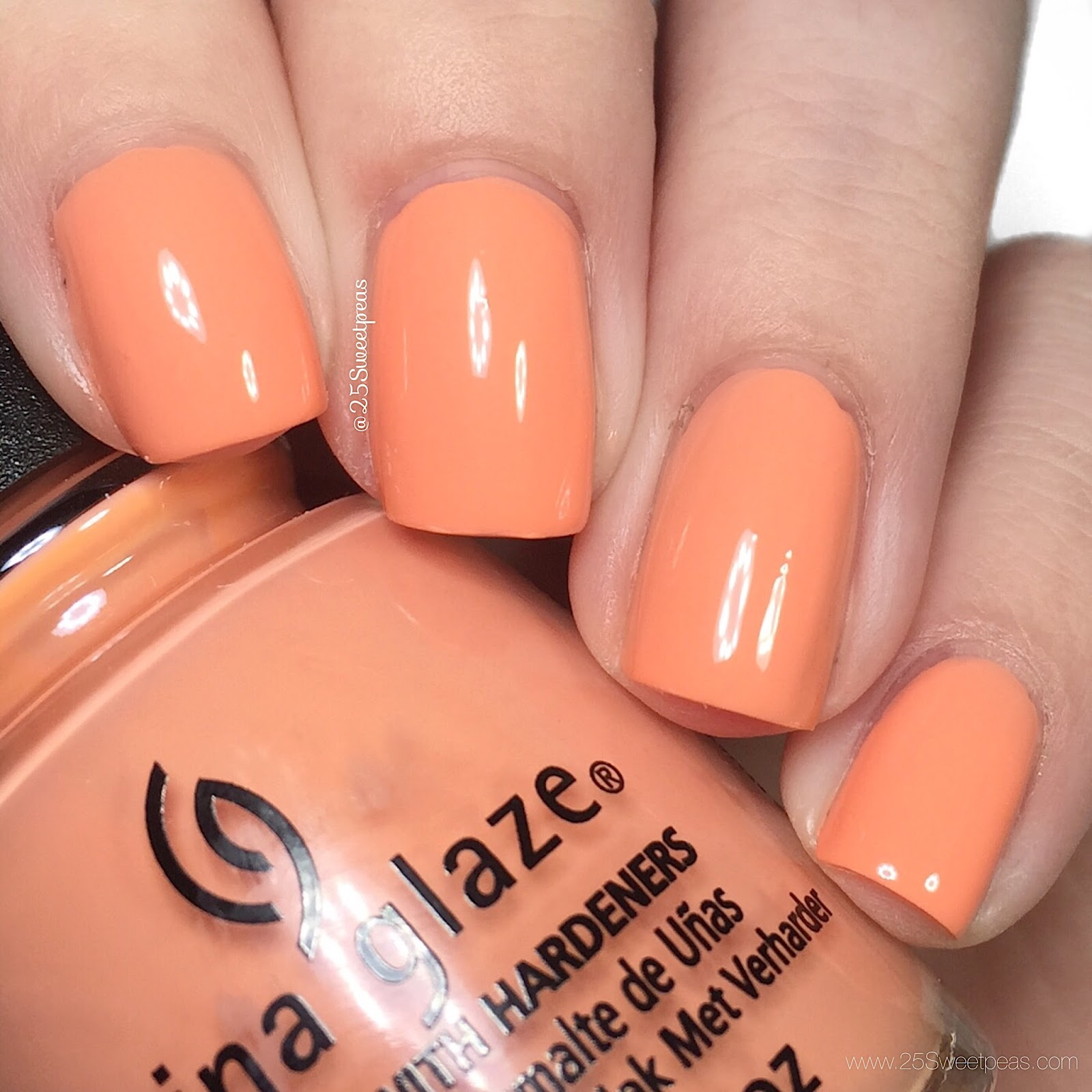 China Glaze Pilates Please