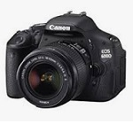 review Canon EOS 600D