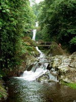 air terjun aling aling | wonderful Indonesia