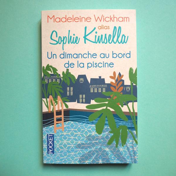 Pierre feuille ciseaux couverture du roman un dimanche for Bord de la piscine