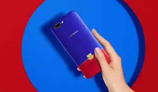 Oppo R11 Barcelona Edition