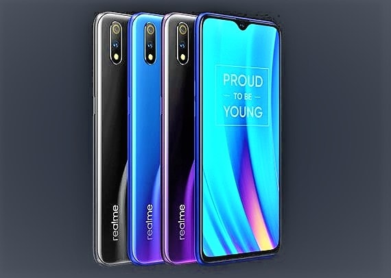 Realme Iii Pro Launched Alongside 64 Mp Images Capability
