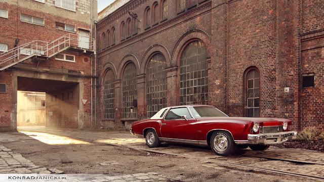 Chevrolet Monte Carlo '73