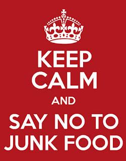 Tidak Makan Junk Food