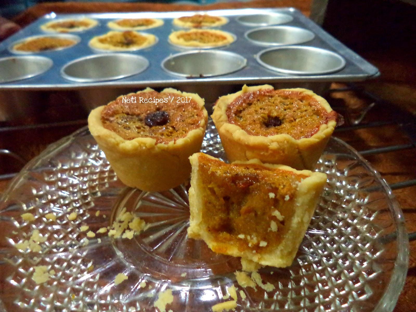 Resep Pie Labu Kuning Dengan Kismis Resep Neti