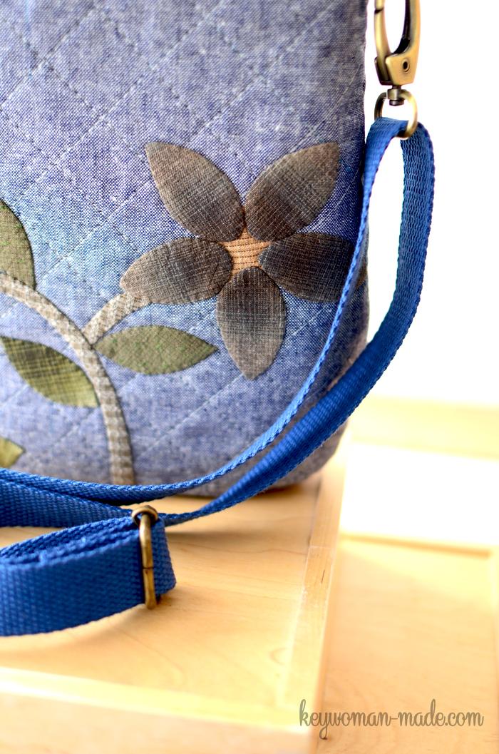 Τσάντα με απλικέ
