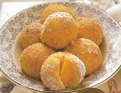 Bulvių kukuliai su abrikosais