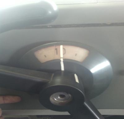 Patra Tanker 3 Rudder Steering Indicator