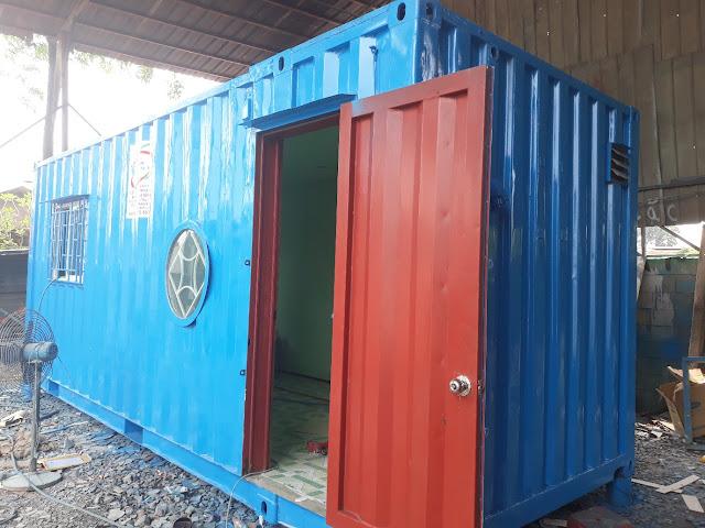 Container Văn Phòng Tại Thuận An Giá Rẻ Nhất Bình Dương