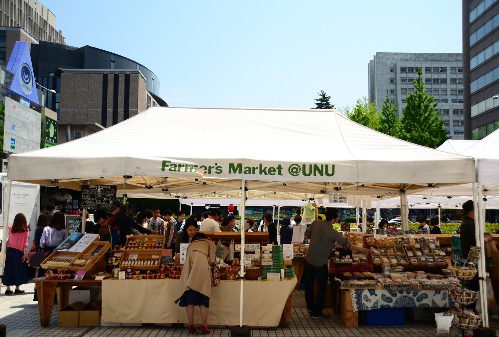 [日本/東京] 週末農夫市集 文青系Market - 旅行主義 / 簡單生活
