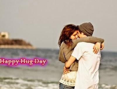 Hug day celebration