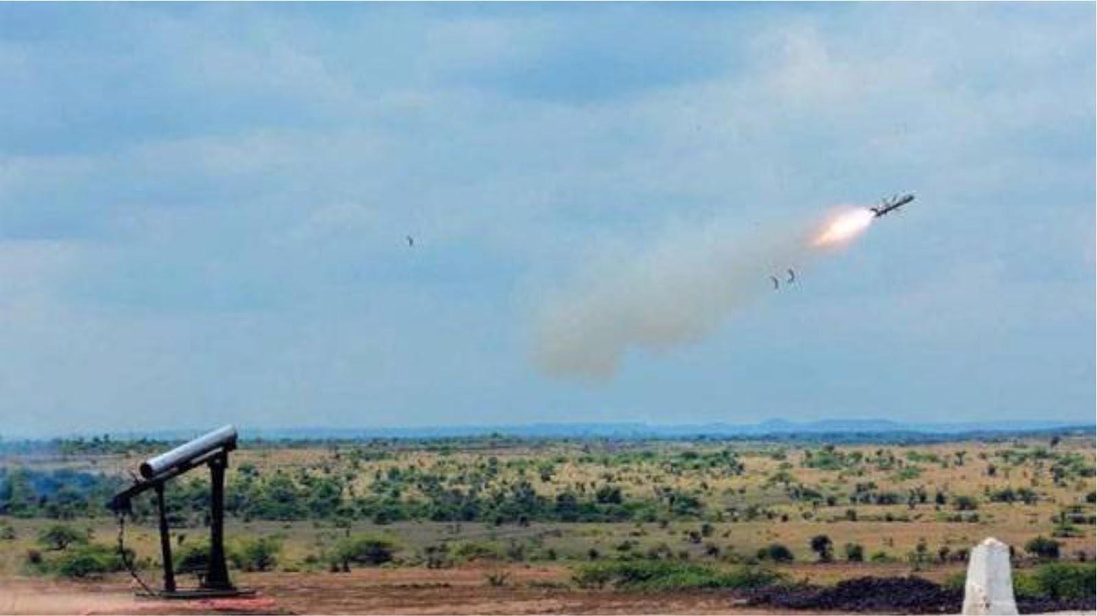 India akhirnya menolak untuk membeli ATGM Spike dari Israel untuk mendukung Nag