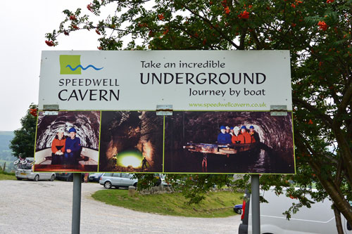 Speedwell Cavern, Derbyshire, UK