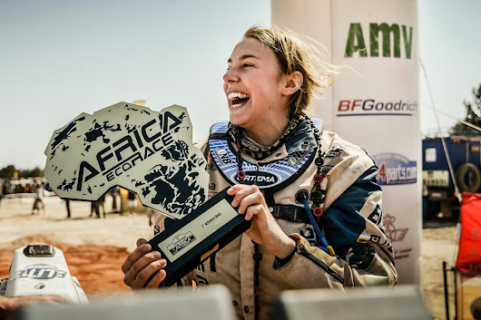 Das Africa Eco Race – Julias Mission
