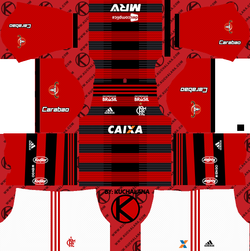 453e524fc10 Flamengo 2018/19 Kit - Dream League Soccer Kits - Kuchalana