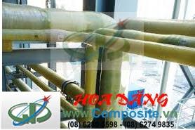 Ông composite - Giới thiệu ống nhựa cốt sợi thủy tinh