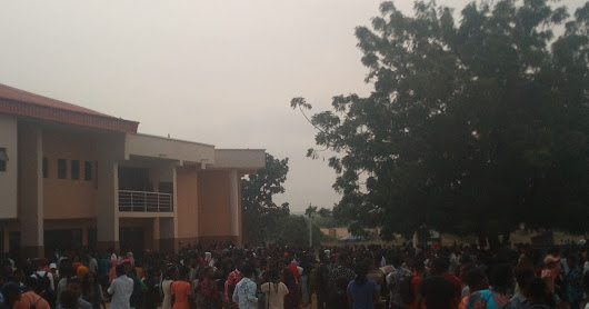 KWASU STUDENT Almost Start A Riot (SEE REASON)