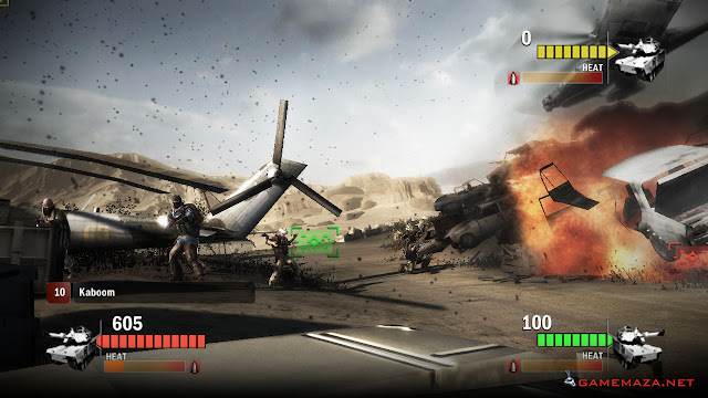 Heavy Fire Afghanistan Gameplay Screenshot 4