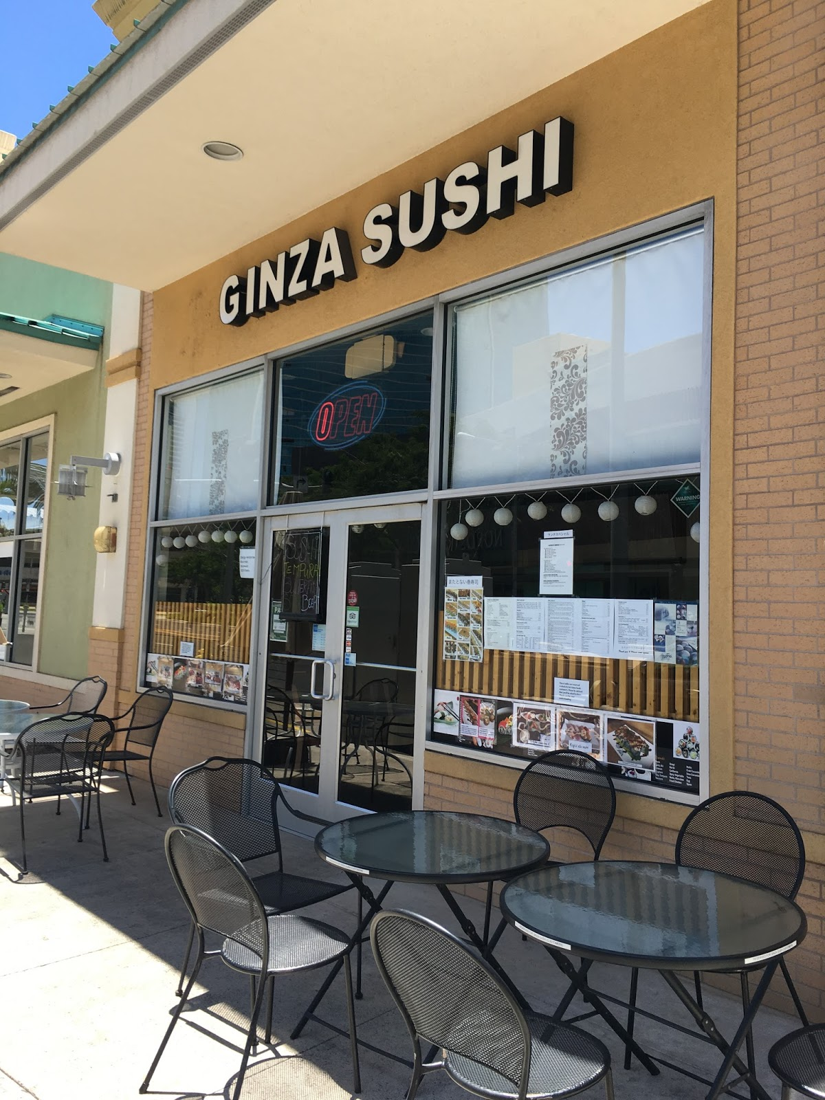Cucina Amorosa Warehouse Import Taste Of Hawaii Ginza Sushi