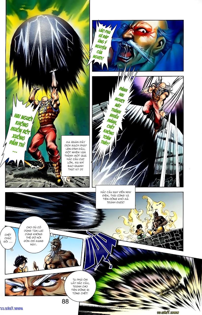 Cơ Phát Khai Chu Bản chapter 115 trang 9