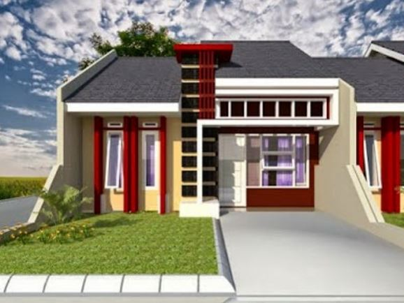 20 Desain Rumah Minimalis Type 60