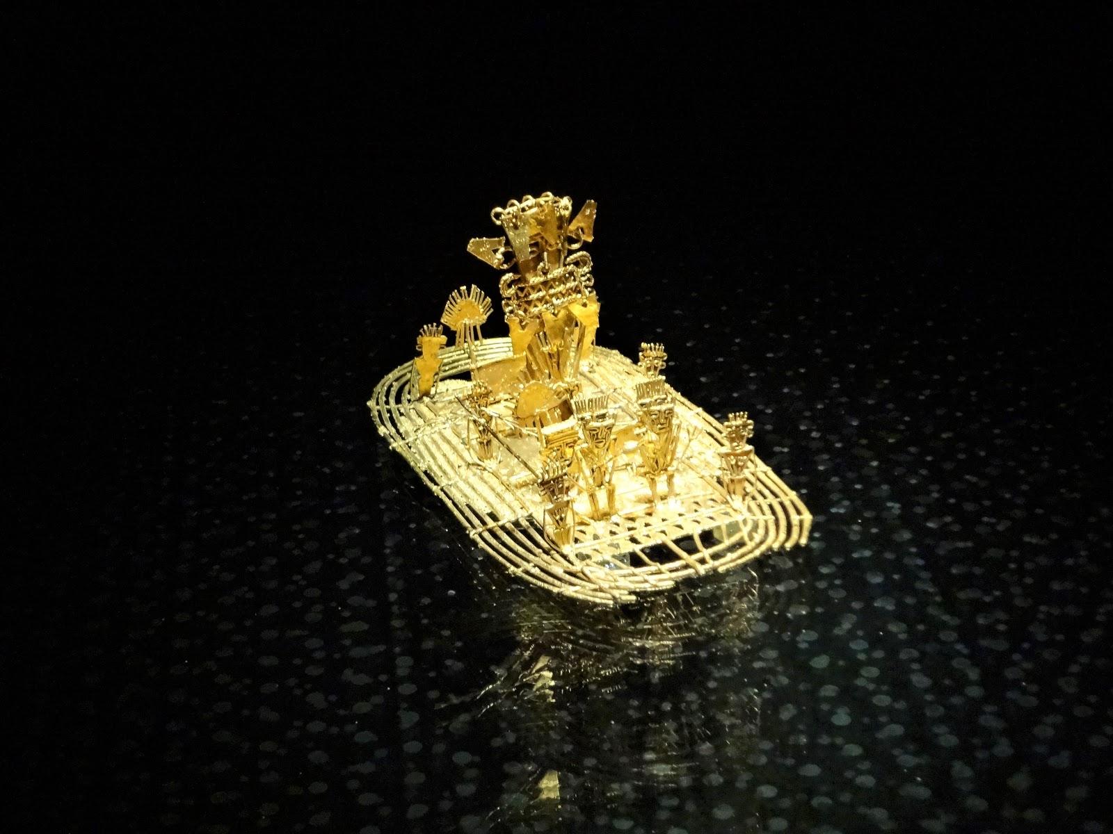 コロンビアの黄金文明『エル・ドラード』伝説の真実とは?