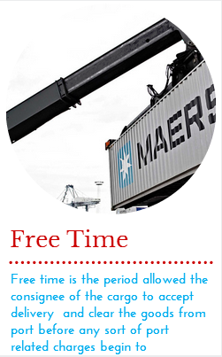 You Can Find Another Definition Of The Free Time From CMA CGM, Which Is One  Of The Biggest Global Container Carrier Line: