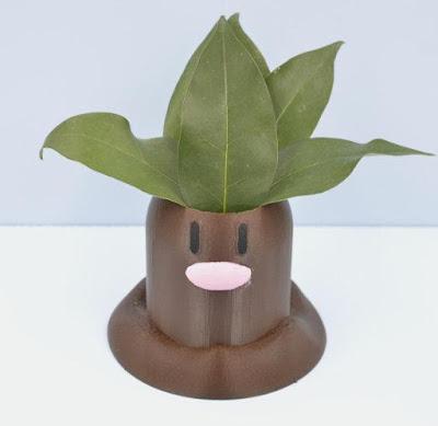 Diglett Planter