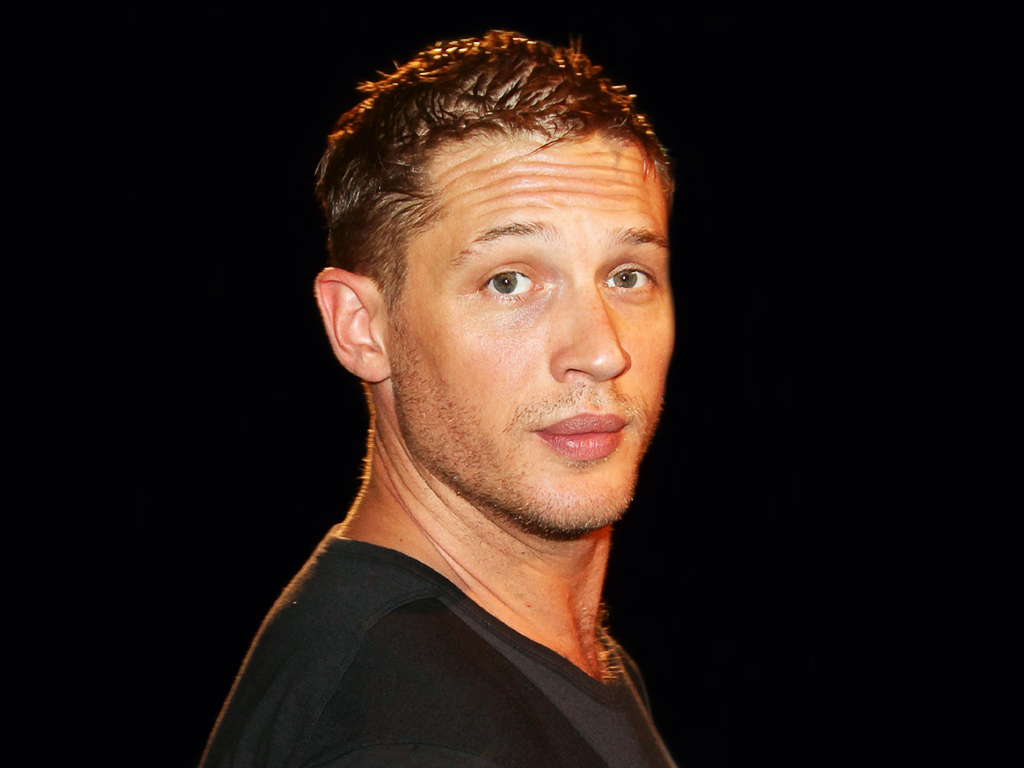 Hairstyle Concept Tom Hardy