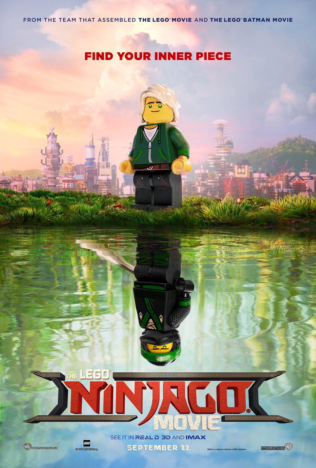 The Lego Ninjago Movie Trailer Is Finally Here!