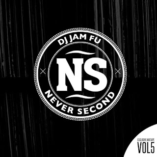 DJ Jam-Fu - Never Second Exclusive Mix Vol.5 (2014)
