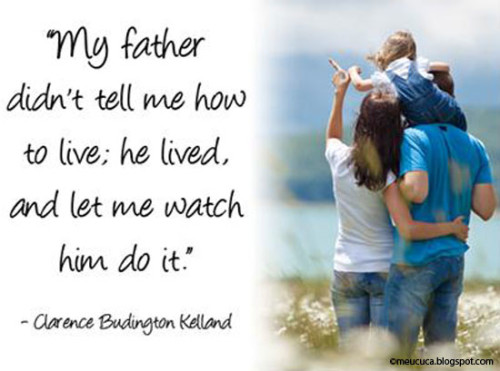 Inspirational Quotes About Stepfathers. QuotesGram